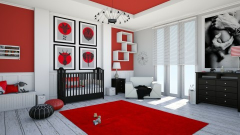 BR - Kids room - by Cre A