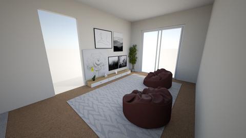 Tiny Living Room - Minimal - Living room - by hz00060