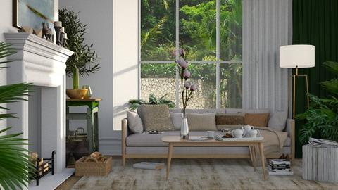 Tea Time - Modern - Living room  - by Claudia Correia