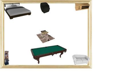 My Room  - by Drew Wendel