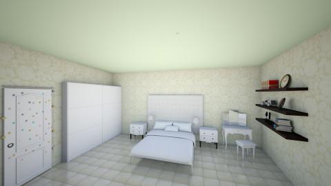 BEDROOM1 - by fenny tan