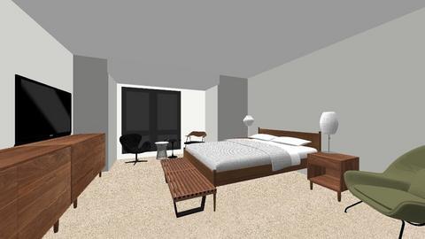 BT 75 Folsom apt 803 - Living room - by BrianDenton