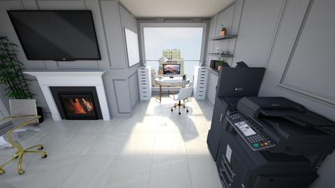 arh studio rend 7 - Modern - Office  - by Ana Malajmare