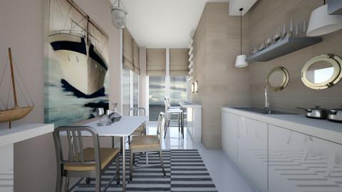 K - Kitchen  - by RonRon