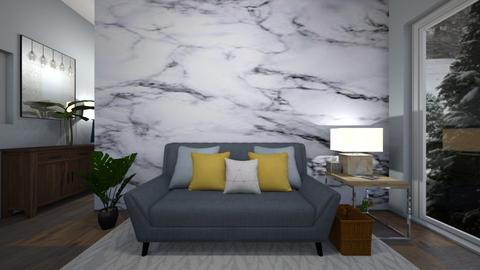 living room marble - by Jen_009