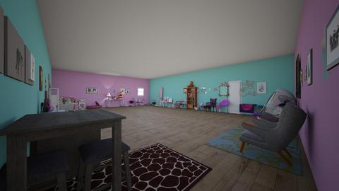 tutam posot - Living room  - by Ritmicarka  Zoja
