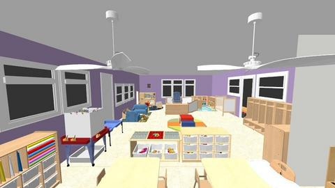 Week 2 Infant_Toddler  - Kids room  - by FHQPVLNADQQTANKERAQBZKWDMCPEBFV