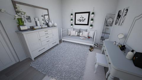 fancy  - Bedroom  - by Liss_menn