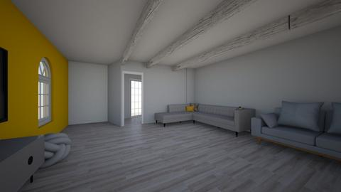 comfy living room - Living room  - by Ava Harris