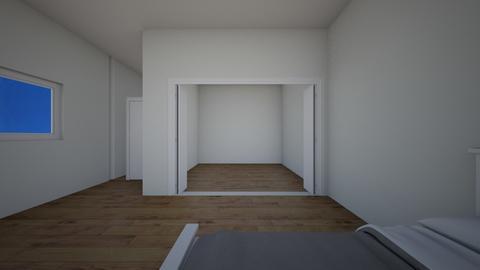 mi cuarto - Modern - Bedroom  - by juan_david_951