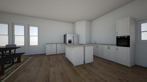 Lakehouse 3 - Classic - Living room  - by alyssasotelo