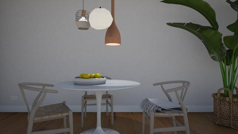 Dining room - Modern - by Annathea