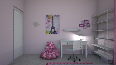 Hlia Dream home A - Glamour - Kids room  - by Giorgos1972