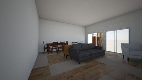 Living room if split door - Living room  - by longuskikirk