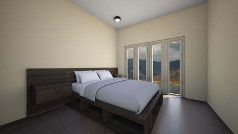 Master Bedroom - Bedroom  - by Nik reyza