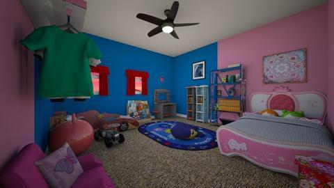 Kid room - Kids room  - by Otaku Anime Weeb