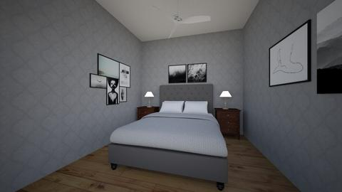 open bedroom - by nilo41