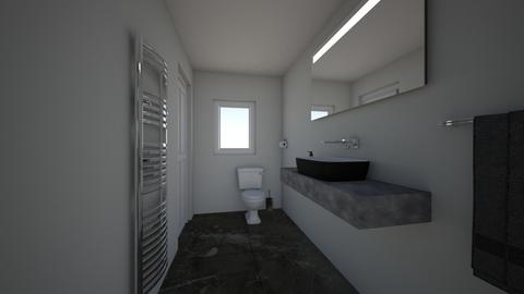 field view ensuite - Bathroom  - by mattblants