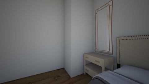 Claro - Classic - Bedroom - by Romina Ferrara