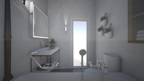 Ms Moniques bathroom - Bathroom  - by 781695