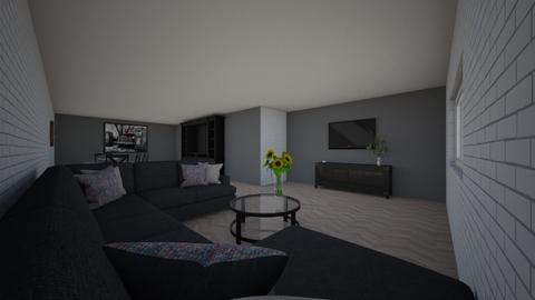 For Amy Robberts - Living room  - by Noa Jones
