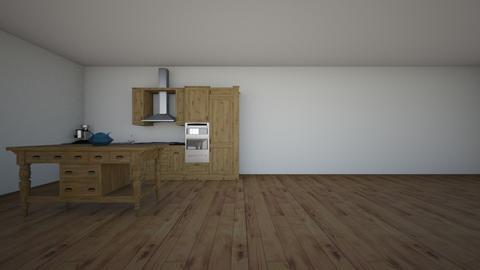 Kitchen - Kitchen  - by jellybeanjo54