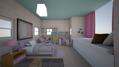 Bedroom - by MilkLoveBlackPink