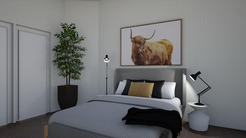 Ox Bedroom - Global - Bedroom  - by buggie dude