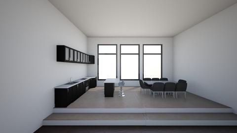 Apt 1 - Modern - Living room  - by genevaroomstyler