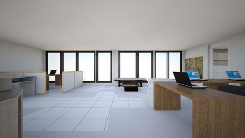 NEW COOP OFFICE INITIAL - Minimal - Office  - by OCEANNE