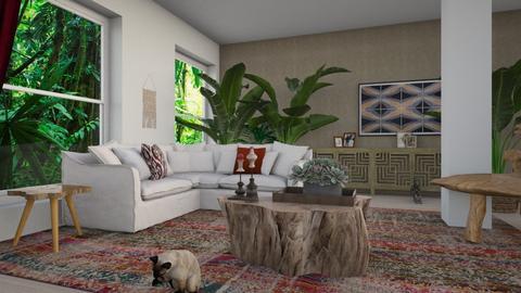 boholiving_contest_FURFUR - Living room  - by FURFUR
