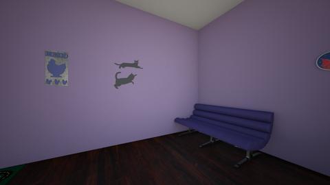 LeosRoom - Kids room  - by Squidwardoink
