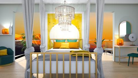 Bedroom - by Esko123