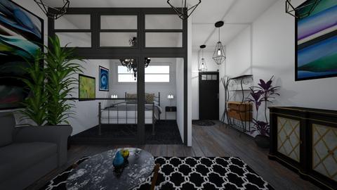 o'k living - Bedroom - by Kylie Awa