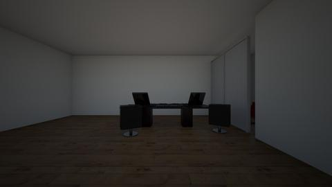 stage - Modern - Office  - by deniel