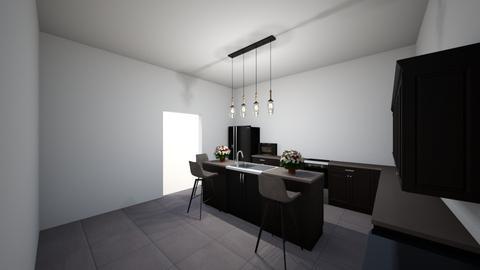 Kitchen room  - Kitchen  - by garciaperla