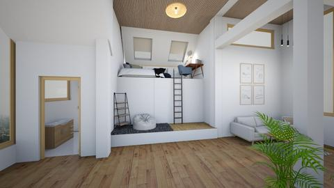 Tiny Home Contest_LilLil - Modern - by LilLil