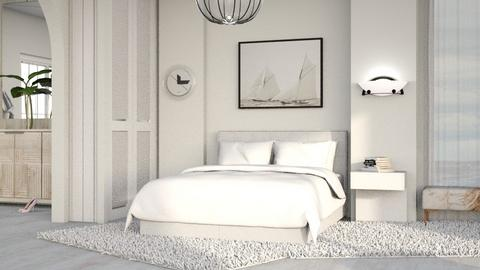 M_ Casa Mia - Minimal - Bedroom  - by milyca8