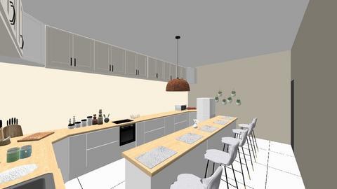 Kitchen - Kitchen  - by JIen