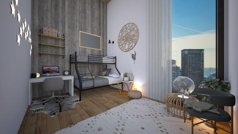 Modern Apartment pt 3 - Modern - Bathroom  - by Dragonets of Destiny