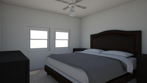 King Bed - Bedroom  - by kluetkenhoelter