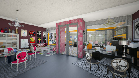 women office - Office  - by Conchy