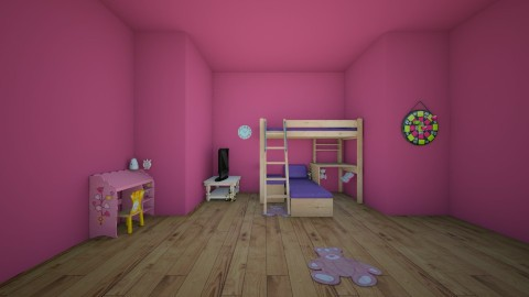 andrea123 - Classic - Kids room  - by andrea0211