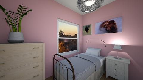 cozyyy - Vintage - Bedroom  - by sonakshirawat175