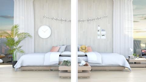 Neighbours - Bedroom  - by Aristar_bucks
