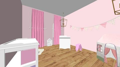 macie room - Kids room  - by AVT22