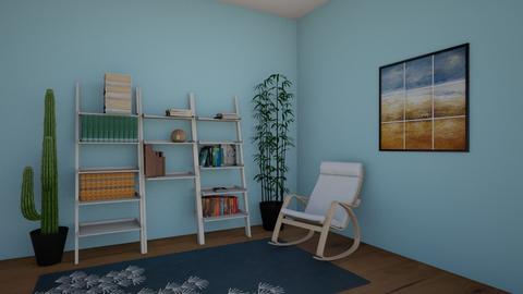 Bookshelf - Modern - by 29catsRcool