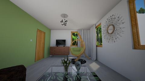 living  - Living room  - by maria szakacs