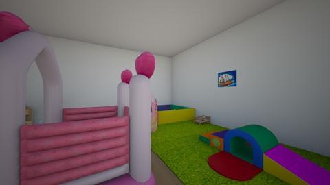 daycare playroom - Kids room - by waltzjordan