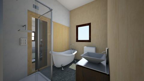 Bathroom - Bathroom - by t_draws